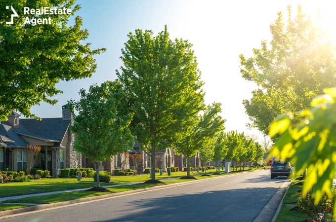 modern residential houses in Bentonville AR