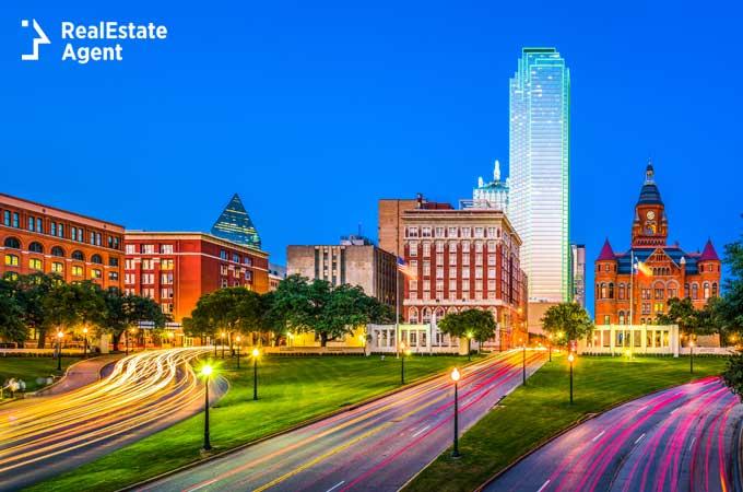 Dallas Texas Dealey plaza image