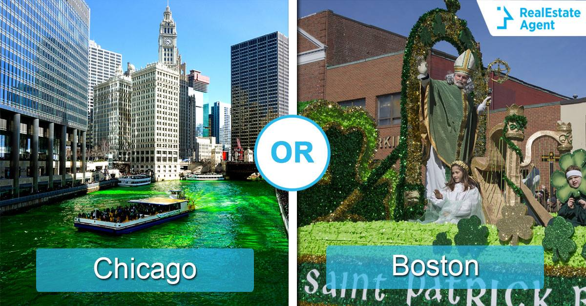 Chicago or Boston - This or that vote your favourite