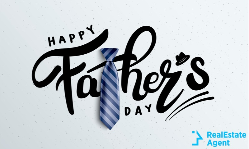 happy father day written on an image