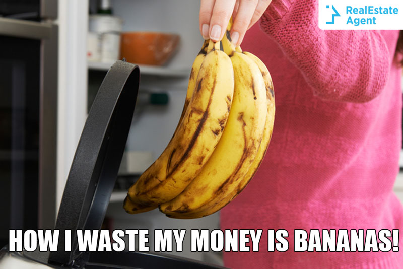 Meme How I was my money is bananas