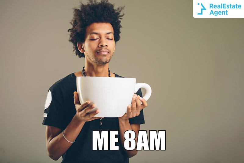 Meme Me at 8am