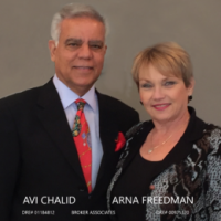 Arna Freedman M.S.                                     Broker Associate    real estate agent