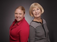 Brandy Swanson & Mary Lee Mohrlang