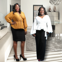 Tami Goodwin & Erika Page real estate agent