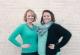 Rachel  Monrad & Sarah Romesburg image