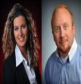 Monica Johnson &<br> David Raglin<br> Johnson Raglin Real Estate Group