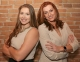 Katie & Jessica Bak  image