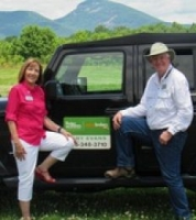 Gary  Evans & Elizabeth Tarpley real estate agent