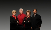 CrossRoad Associates Team<br> Barbara Hendrickson & Jim Quinn