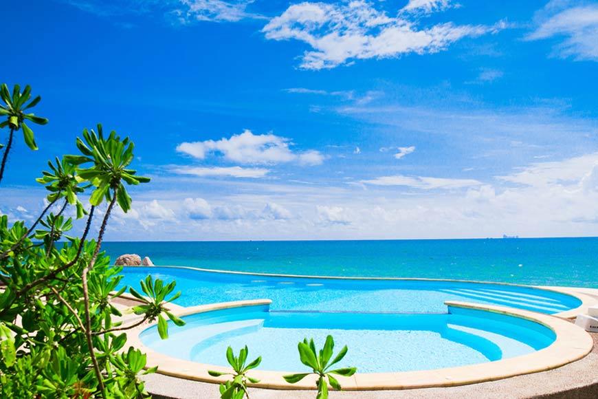 Paradise Lagoon View